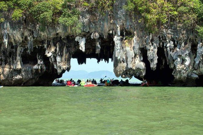 James Bond Island Sightseeing(No Canoeing) Tour by Speedboat from Krabi photo 10
