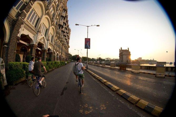 Excursão de bicicleta em Mumbai