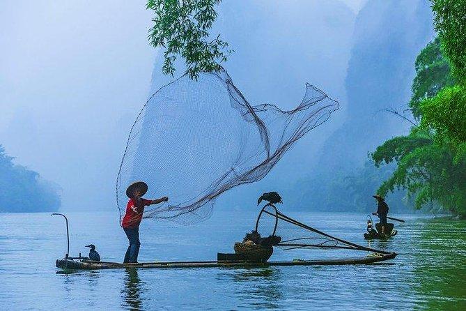 Li River Nature Photographers Pivate Day Tour