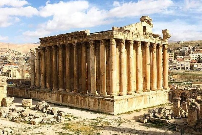 Baalbek & Ksara - Half Day Tour
