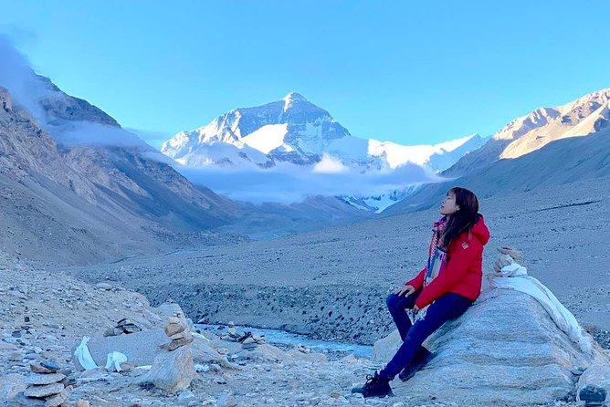 8-day Tibet Tour via E.B.C to Kathmandu