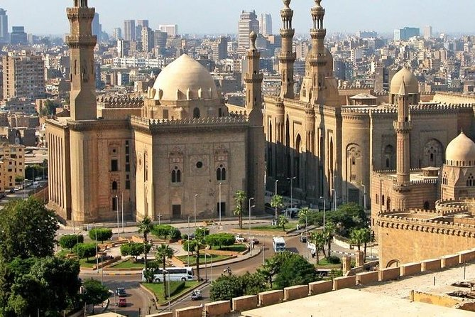 Private Day Tour: Discover Coptic and Islamic Cairo