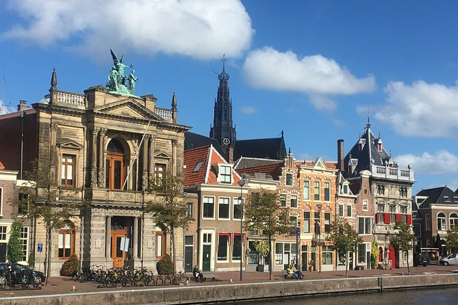 Join us to A Golden Age kind of town: Haarlem on private full day tour