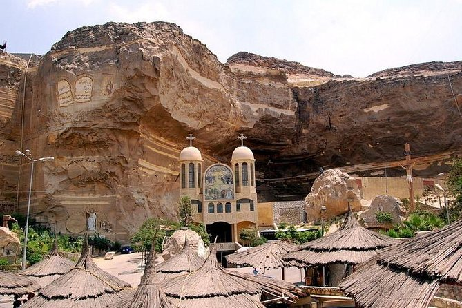 Day Trip from Cairo to El Mokattam Mountain Cave Church