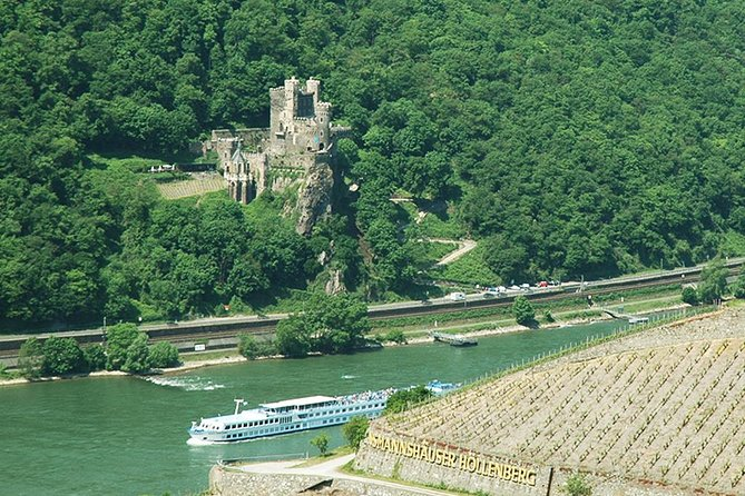 Heidelberg and Rhine Valley Day Trip from Frankfurt Incl Wine Tasting and Dinner photo 4