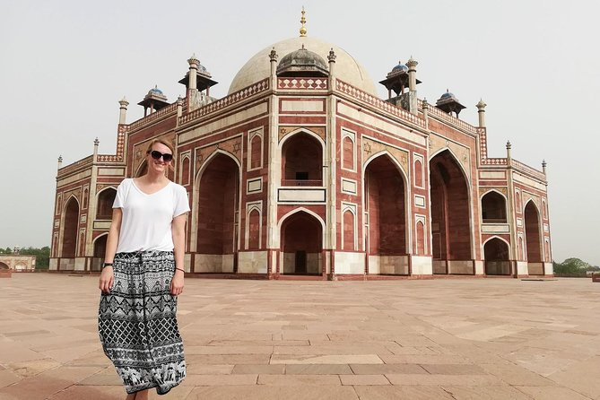 Private Delhi Full-Day Sightseeing Tour