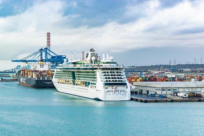 Rome: 8 Hour VIP Private Shore Excursion Cruise Pier Pickup