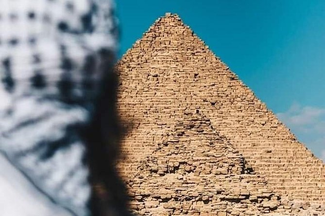 Pyramids of Giza and Sphinx trip
