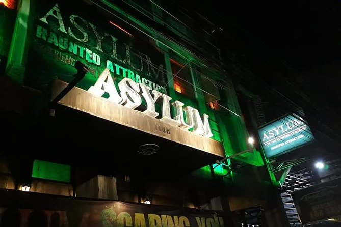 Asylum Manila - Haunted Attraction