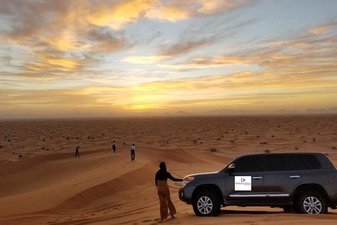 Private Evening Desert Safari Dubai