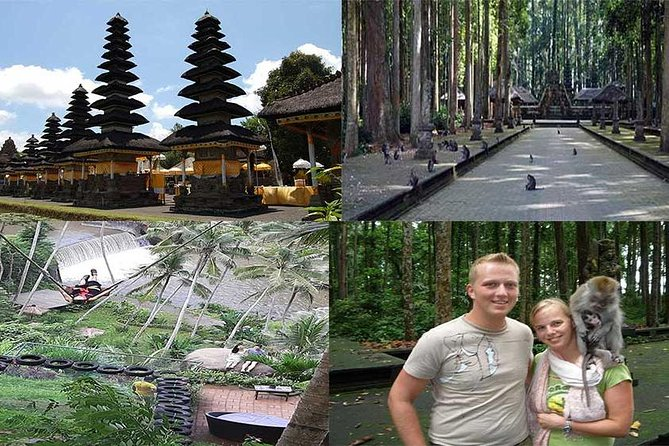 Private Tour:Taman Ayun Temple, Sangeh Monkey Forest With Jungle Swing