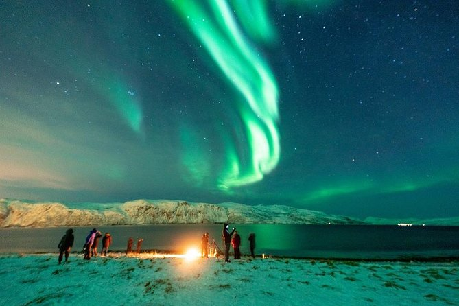 Auroras Hunt - Tour in Spanish, Northern Lights Chase in Spanish