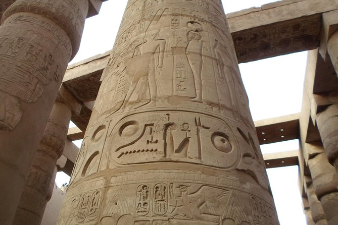 Luxor Full Day Tour Mummification & Luxor Museum with Karnak Temple photo 9