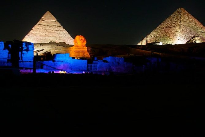 Sound and Light Show at Giza Pyramids photo 4
