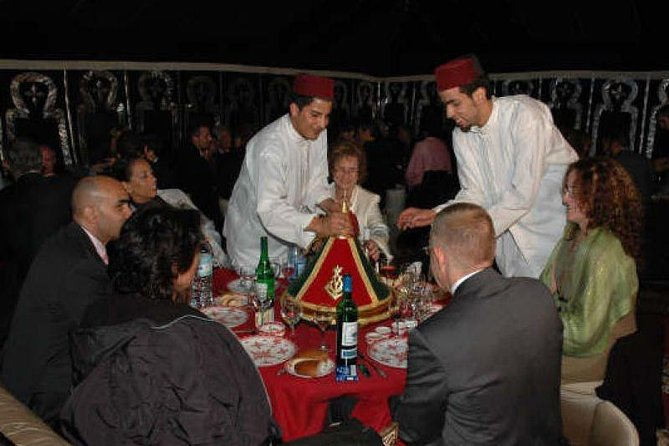 Berber Night show and Fantasia with Dinner in Agadir.