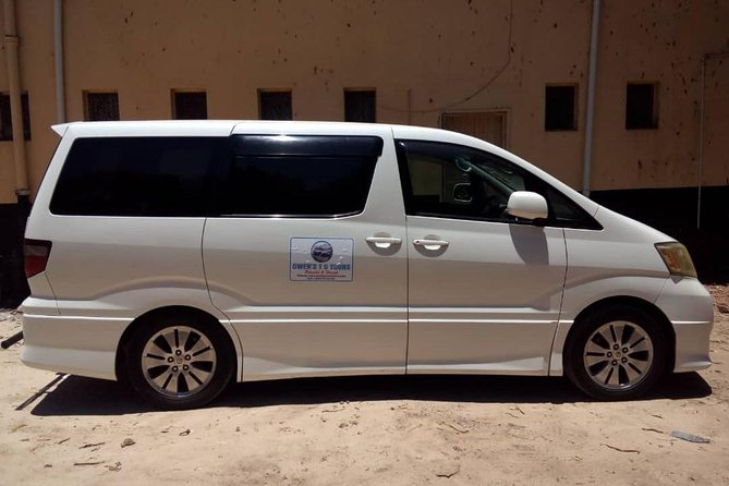 Airport Transfer From Kasane To Livingstone Town