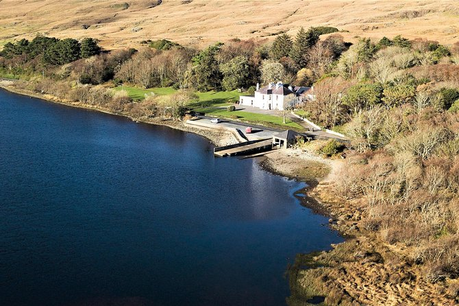 Beginners:Salmon/Sea Trout fly fishing lesson.Kylemore lake.Guided.Half/Full Day