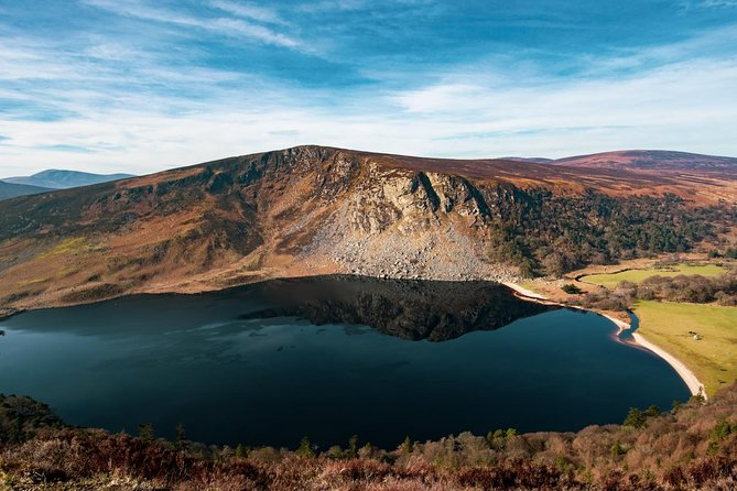 Glendalough and Wicklow Mountains Day Tour from Dublin