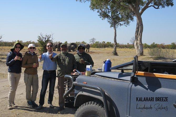 13 Day WILDERNESS TRAIL: Best Of Northern Botswana -WildCamping + Victoria Falls
