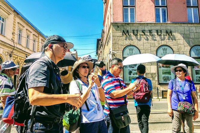 Sarajevo cool museums tour