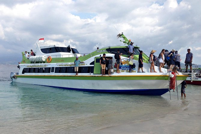 Bali to Gili Trawangan by Speedboat