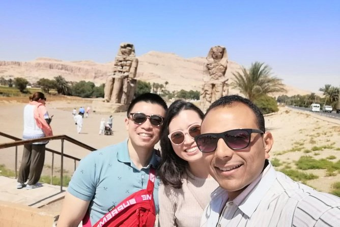 Full-Day Private Tour to Valley of the Kings, Hatshepsut, Karnak & luxor temples