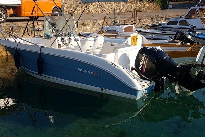 Private Boat Rental in Croatia