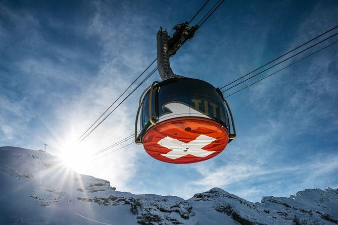 2-Day Winter Tour from Zurich: Mt Pilatus and Mt Titlis
