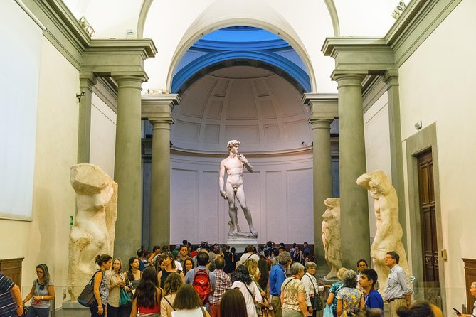 Skip the Line Last Entry Florence Accademia Tour with Statue of David photo 2