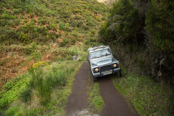Combo Expedition (Jeep Tour & Levada Walk) - Full Day Tour
