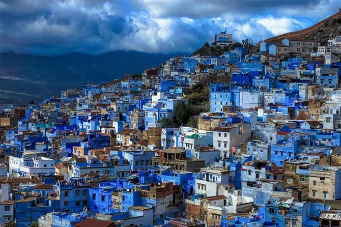 Chefchaouen to the city of Casablanca Private Transfer