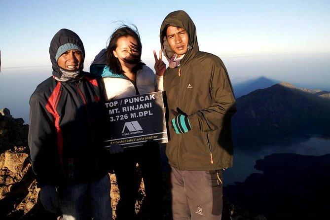 2 Days 1 Night Trekking Summit Rinjani Start Sembalun - Lombok Green Nature
