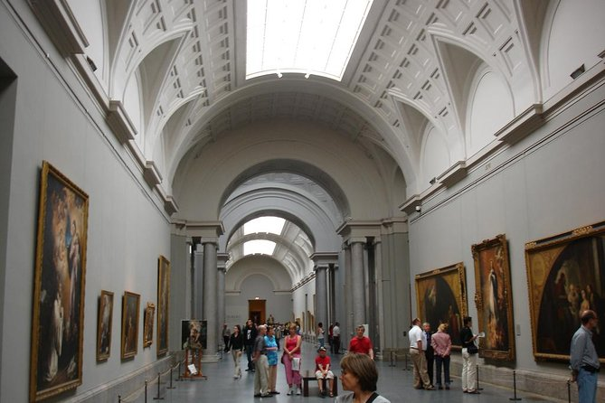 Skip the Line Prado Museum with & Monumental Madrid City Stroll photo 7