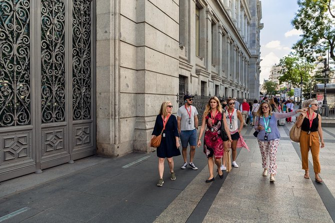 Skip the Line Prado Museum with & Monumental Madrid City Stroll photo 4