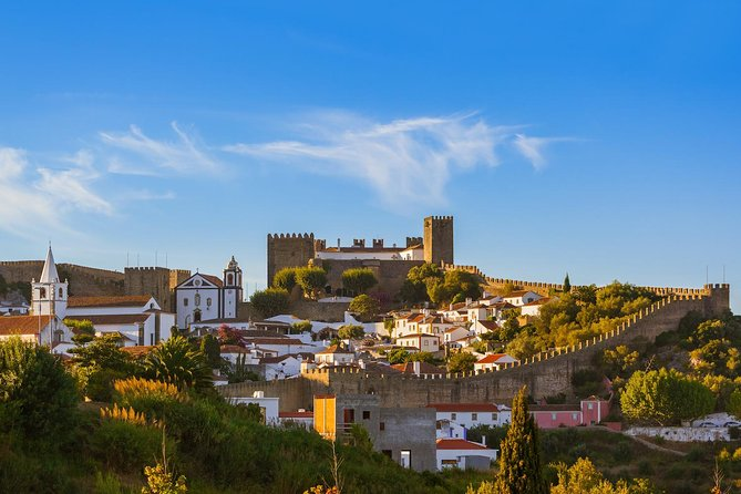 Óbidos, Alcobaça and Nazaré, Private Tour, Full Day photo 2