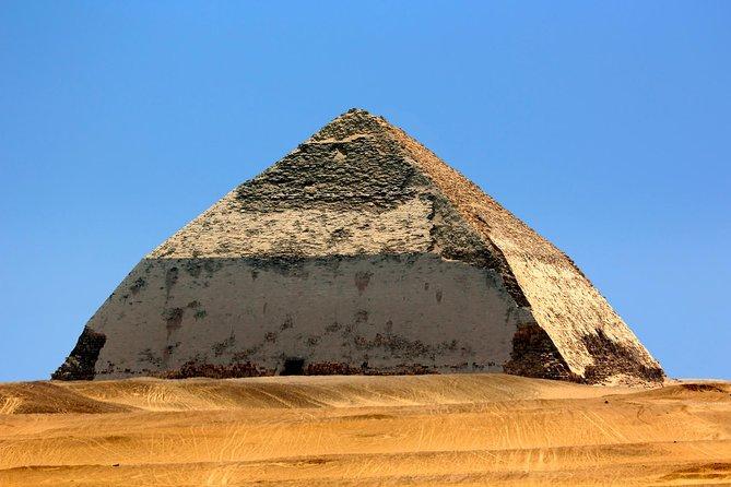 Half Day trip to Memphis, Saqqara and Dahshur Pyramids