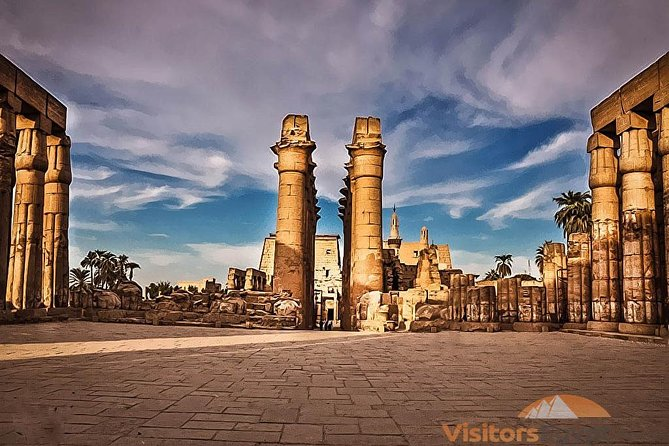 Luxor Day Tour from Cairo by Flight