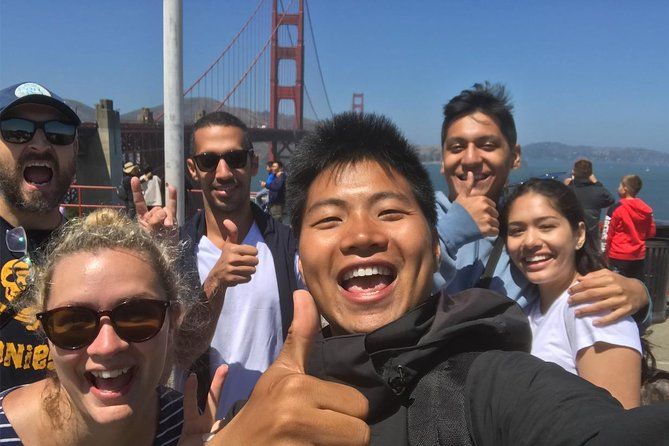 Golden Gate Bridge Walking Tour