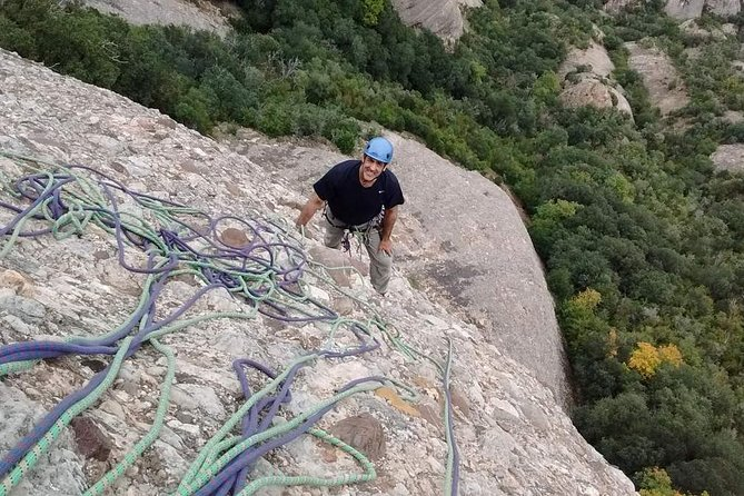 Full-day Guided Rock Climbing Trip in Montserrat, Barcelona photo 7