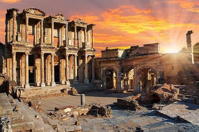 Daily Private Ephesus Tour From Istanbul By Flight
