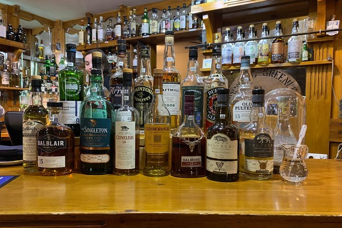 Whisky Tour: Highland Distilleries - Glen Ord, Balblair, Glenmorangie, Dalmore