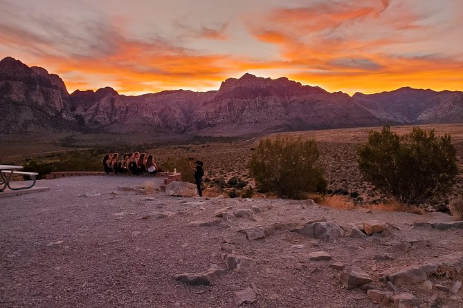 VIP Red Rock Canyon Sunset Tour (Small Group)