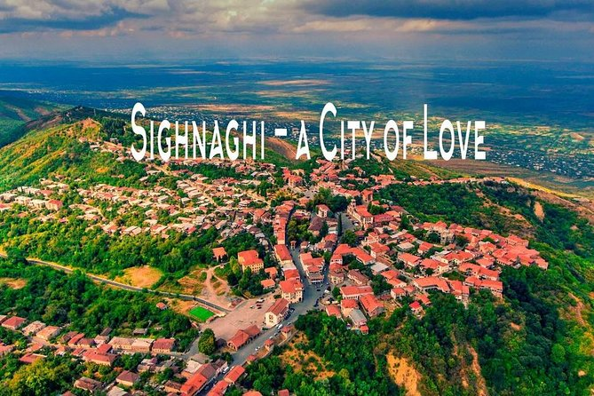 Sighnaghi - city of Love 1 day private trip photo 1