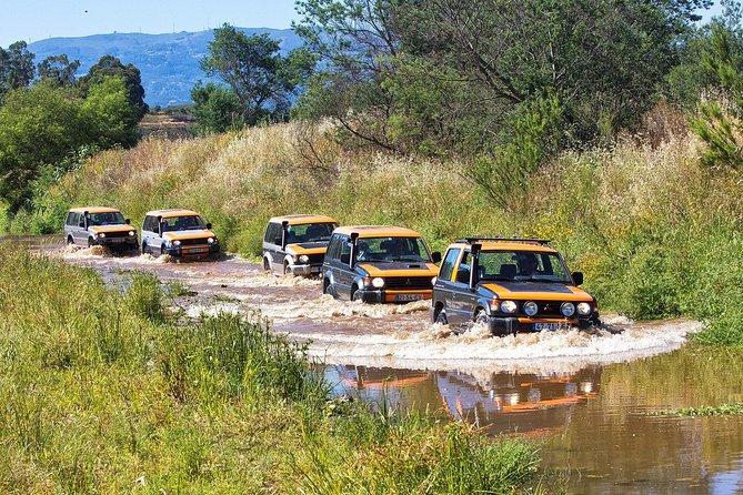 Algarve Jeep Safari tours