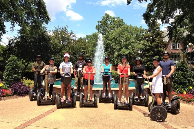 Historic Uptown Neighborhood Segway Tour of Charlotte