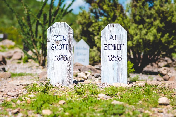 Private Tombstone Arizona and San Xavier Mission Day Trip
