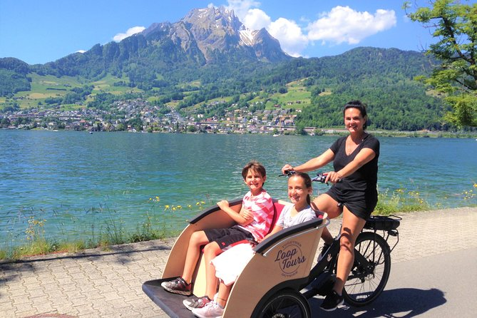 Hidden Secrets by Electric Cargo Bike