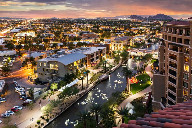 Private Phoenix and Scottsdale Half-Day City Tour