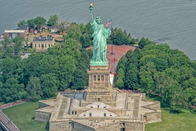 Statue of Liberty Tour with Pedestal Access plus Ellis Island