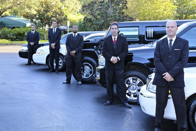 Orlando Airport (MCO) Transfers to/from Port Canaveral (Limousine/Bus/Black Car)